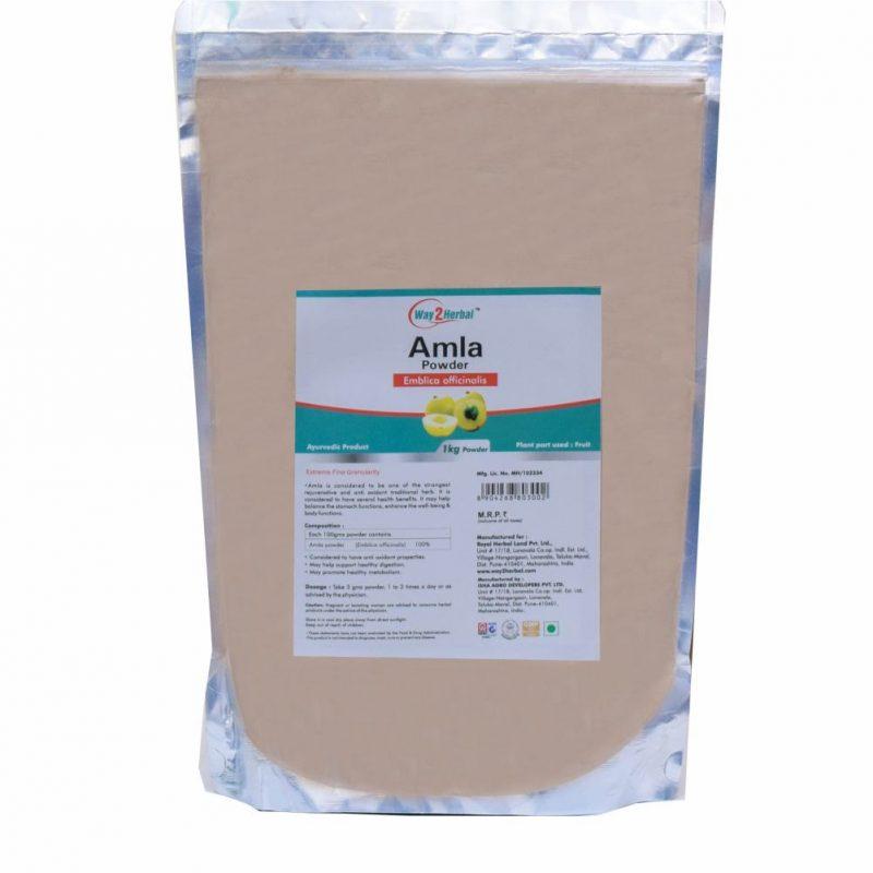 Amla powder 1 kg
