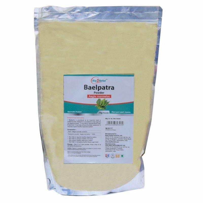 Baelpatra powder 1 kg