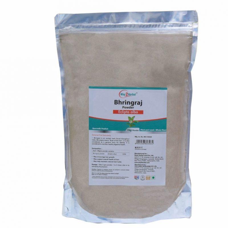 Bhringraj powder 1 kg