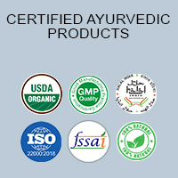 Certified Ayurvedic Medicines