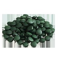 Green Food Supplements